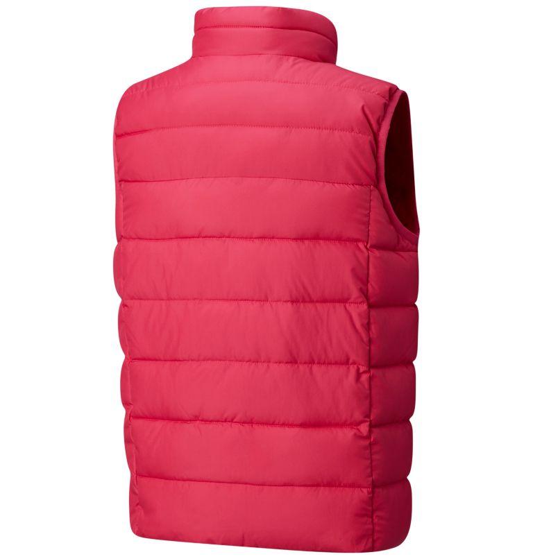 Youth Powder Lite™Puffer Vest Youth Powder Lite™Puffer Vest, back