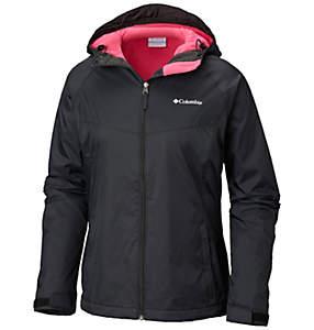 Manteau doublé de laine polaire Switchback™ pour femme