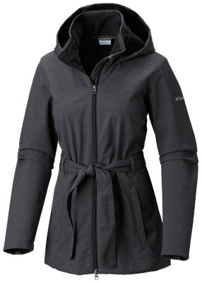 Women's Take to the Streets™ II Trench - Plus Size   Tuggl