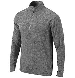 Men's Omni-Wick Power Fade Golf 1/4 Zip-Up Shirt