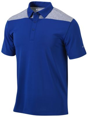 Men's Omni-Wick™ Utility Golf Polo at Columbia Sportswear in Oshkosh, WI | Tuggl