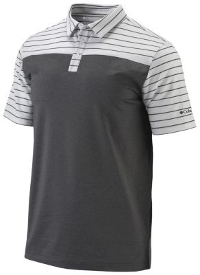 Men's Omni-Wick Groove Golf Polo at Columbia Sportswear in Oshkosh, WI | Tuggl