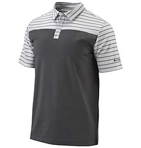 Men's Omni-Wick Groove Golf Polo
