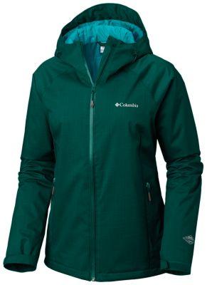 d31b6ad1d Women s Top Pine Insulated Rain Jacket
