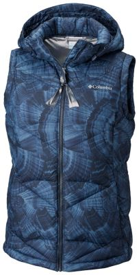 Columbia Womens Pike Lake Hooded Vest (Several Colors)