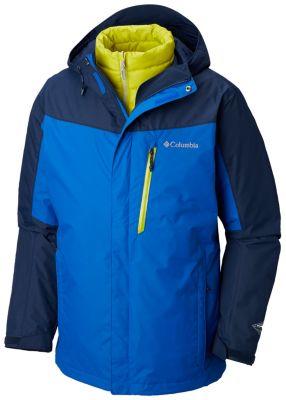 Men's Whirlibird™ III Interchange Jacket - Big | Tuggl
