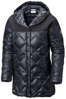 Columbia Hawks Prairie Hybrid Womens Jacket (Black)