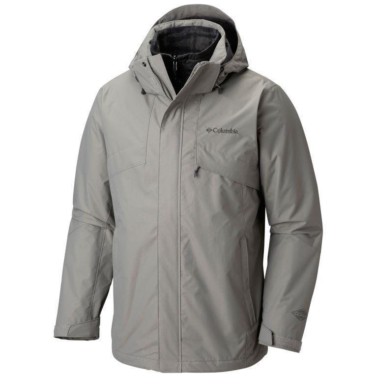 76d058f86f40 Boulder Men s Bugaboo™ II Fleece Interchange Jacket, View 0