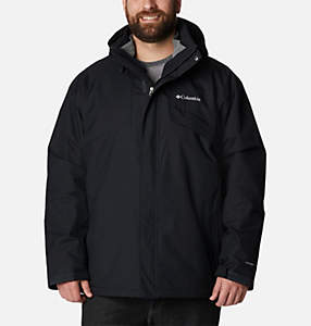 Men's Bugaboo™ II Fleece Interchange Jacket-Big