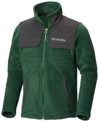 Boys' Steens Mountain™ Novelty Full Zip Fleece