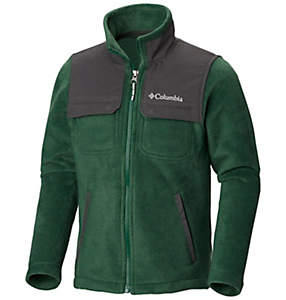 Boys' Steens Mountain™ Novelty Full Zip Fleece