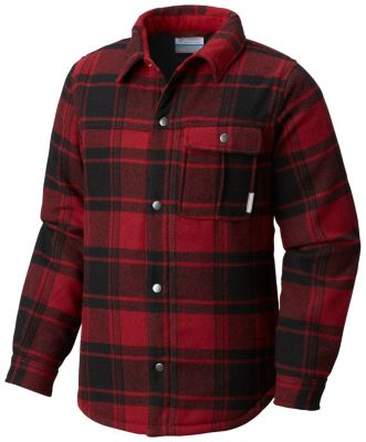 Boys' Windward™ Shirt Jacket | Tuggl