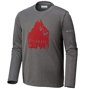 Boys' Trail Tearin™ Long Sleeve Shirt