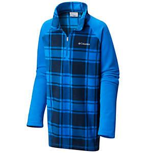 Boys' Toddler Glacial™III Printed Half Zip Fleece