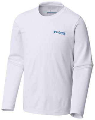 Boys' PFG Silhouette Series™Long Sleeve Shirt