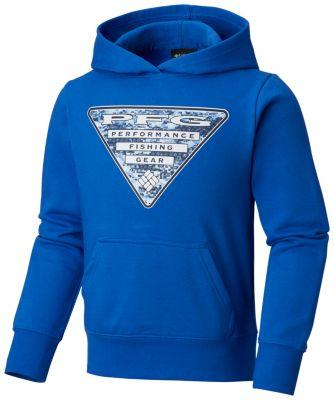 Boys' PFG Triangle™Hoodie at Columbia Sportswear in Economy, IN | Tuggl