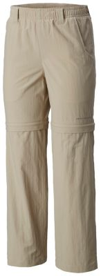 Boys' Backcast™ Convertible Pant at Columbia Sportswear in Oshkosh, WI | Tuggl