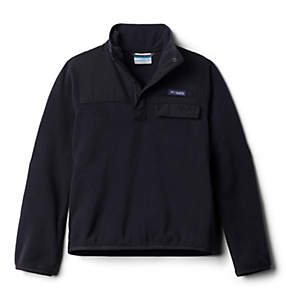 Kids' PFG Harborside™ Overlay Fleece Pullover