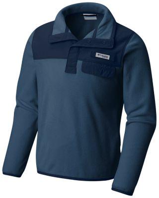 Boys' Harborside™ Overlay Fleece Pullover