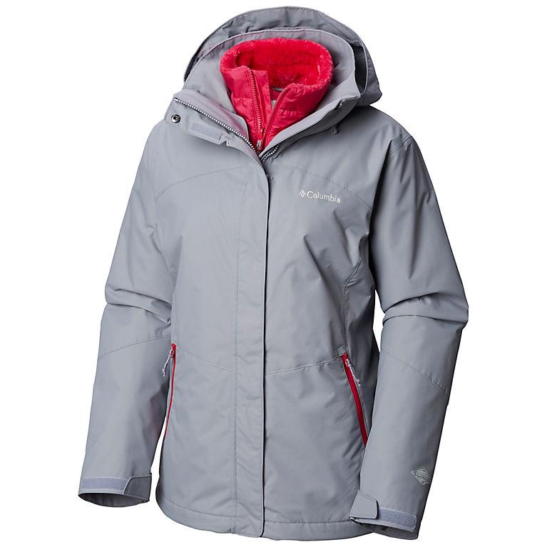 22f4be228c8b Women s Bugaboo II Insulated Interchange Jacket