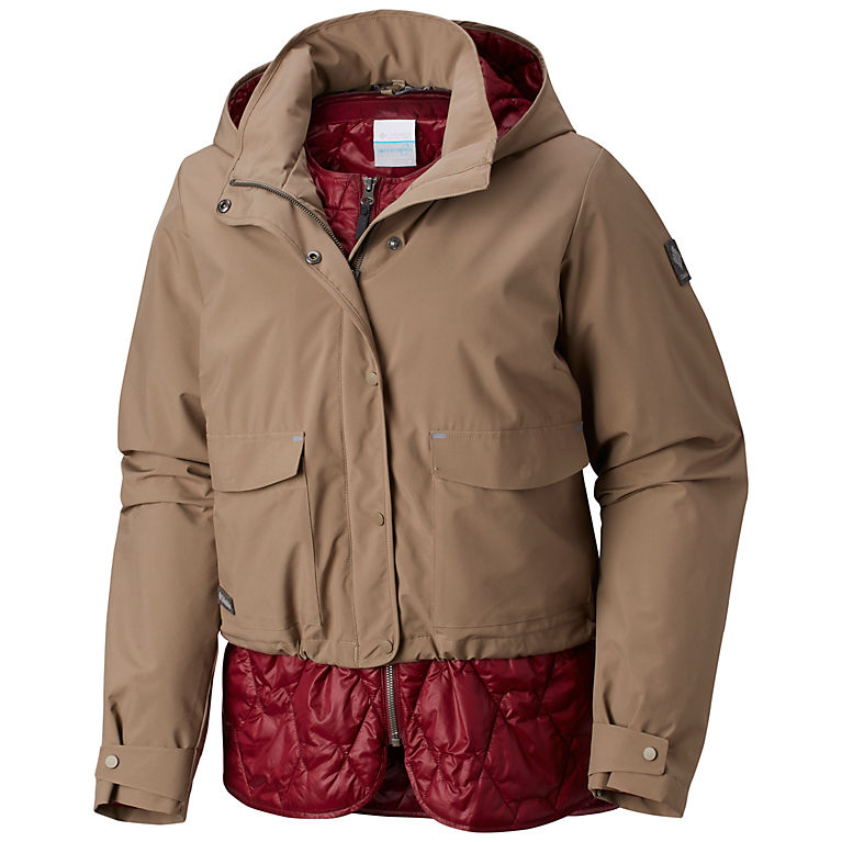 80bbb1ab6e6a Women s Out and Back Interchange Jacket
