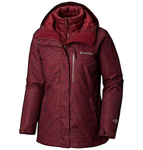 Women's Whirlibird™ III Interchange Jacket - Plus Size