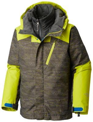 Boys' Whirlibird™ II Interchange Jacket | Tuggl