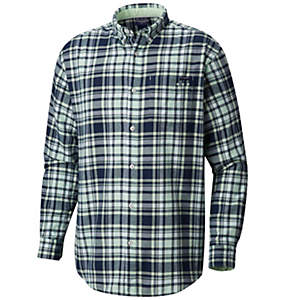 Men's PFG Harborside™ Flannel Long Sleeve Shirt