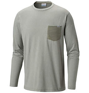 Men's PFG Slack Tide™ Pocket Long Sleeve Shirt