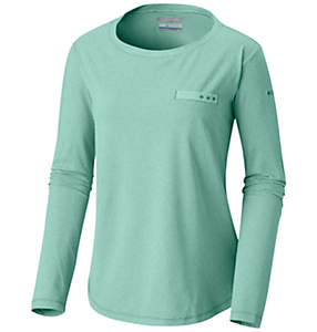 Women's Reel Relaxed™ Knit Long Sleeve Top