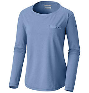 Women's Reel Relaxed™ Knit Long Sleeve Top - Plus Size