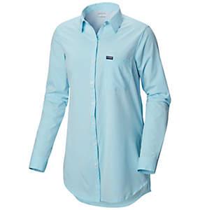 Women's PFG Reel Relaxed™ Woven Tunic Top