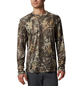 Men's Trophy Rack™ Long Sleeve Knit Shirt