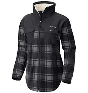 Women's Benton Springs™ Overlay Fleece - Plus Size