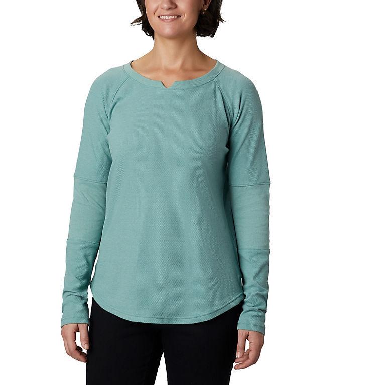 Women's Fall Pine™ Washed Crew by Columbia Sportswear