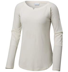 Women's Fall Pine™ Washed Crew Shirt – Plus Size