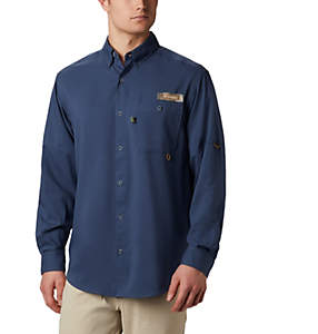 Men's Bucktail™ Long Sleeve Woven Shirt