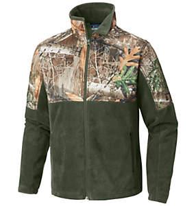 Men's PHG™ Fleece Overlay Jacket