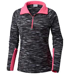 Women's Glacial™ IV Print Half Zip Pullover