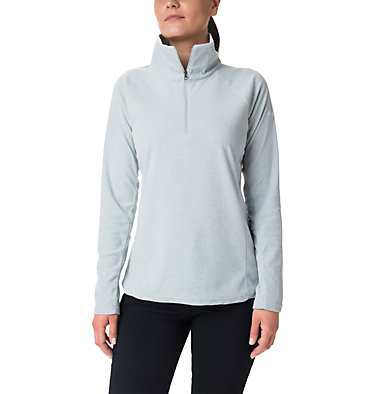 Women's Glacial™ IV 1/2 Zip - Patterned Print  , front
