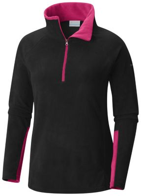 Women's Glacial™ IV Half Zip Fleece | Tuggl
