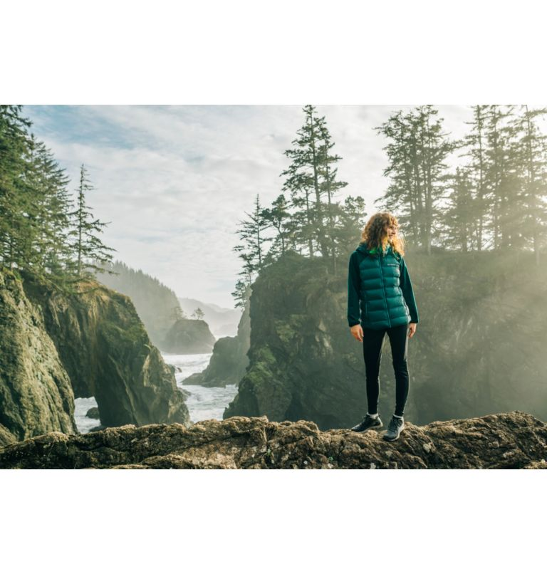 Women's Explorer Falls™ Hybrid Jacket Women's Explorer Falls™ Hybrid Jacket, a9