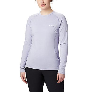 Camiseta Titanium OH3D™ de punto con cuello redondo para mujer , front