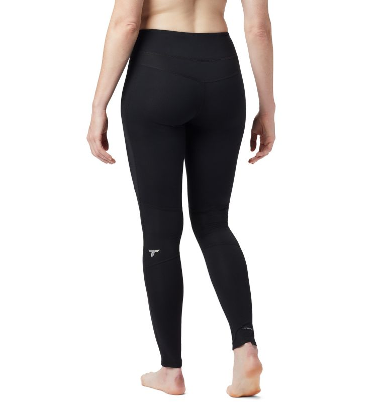 Women's Titanium OH3D™ Knit Tights Women's Titanium OH3D™ Knit Tights, back