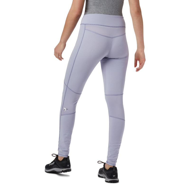 Women's Titanium OH3D™ Knit Tights Women's Titanium OH3D™ Knit Tights, back