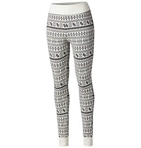 Legging jacquard Holly Peak™ da donna