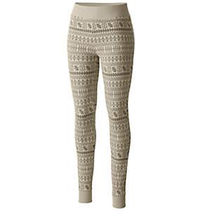 Legging jacquard Holly Peak™ pour femme – Grande taille