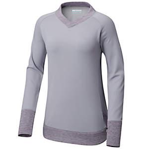 T-shirt en colV Optic Got It™ pour femme
