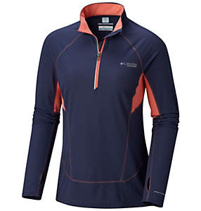 Women's Titan Ultra™ II Half Zip Shirt