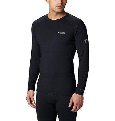 Men's Titanium OH3D™ Knit Crew Top , front